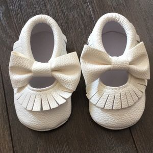 Other - 👟2 for $20👟 White Baby Booties
